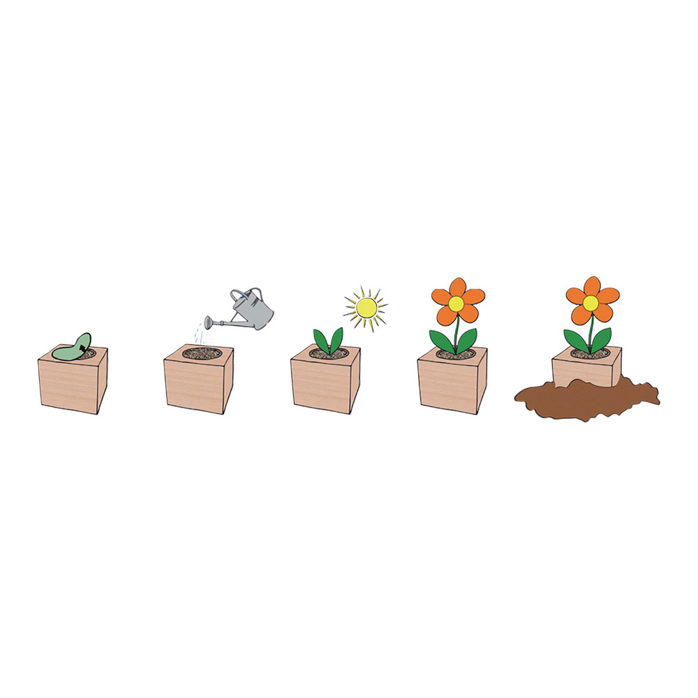 ESPOSITORE PLANTCUBE SET 1